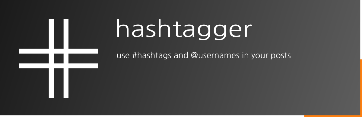 hashtagger - Free WordPress Plugin