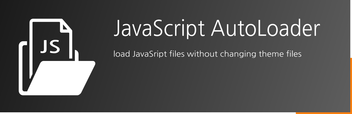 JavaScript AutoLoader - Free WordPress Plugin